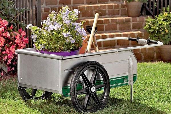 Summertime – Bring On The Tipke Foldit Cart